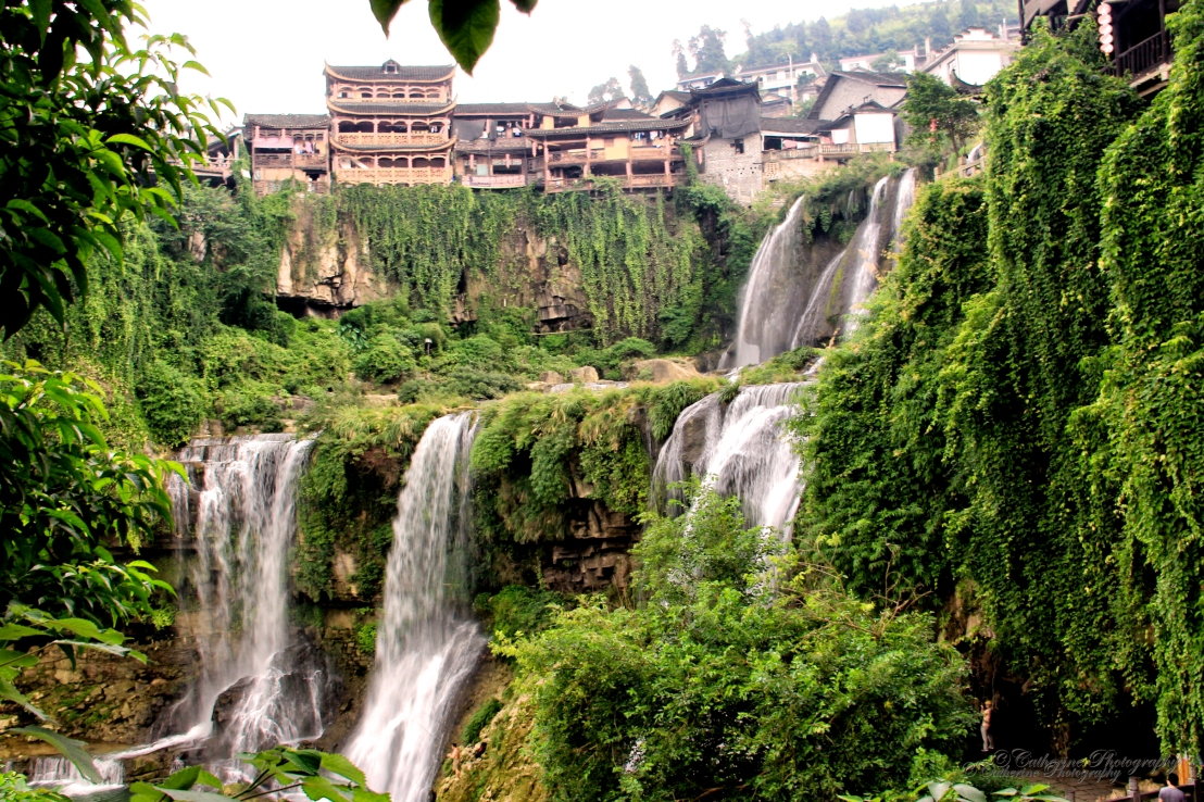 furong ancient towns in china