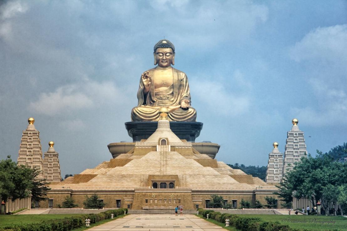 Fo Guang Shan Buddha Memorial Center, Kaohsiung, Taiwan(佛光山佛陀紀念館)