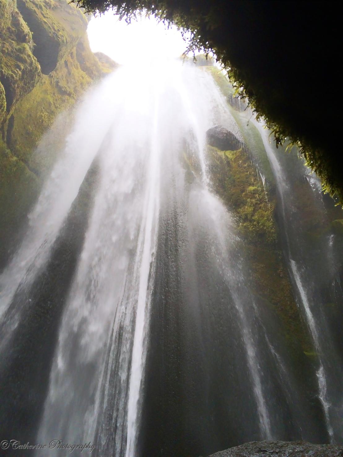 Gljufrabui Waterfall, Iceland