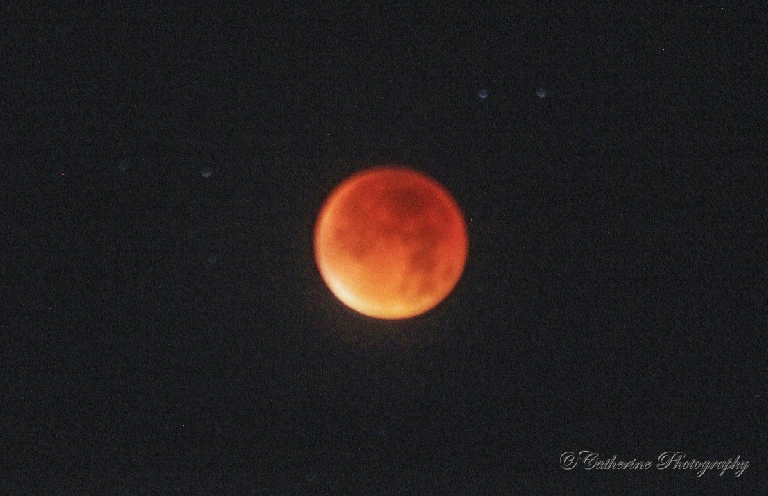 Supermoon Eclipse 2015 –28.9.2015
