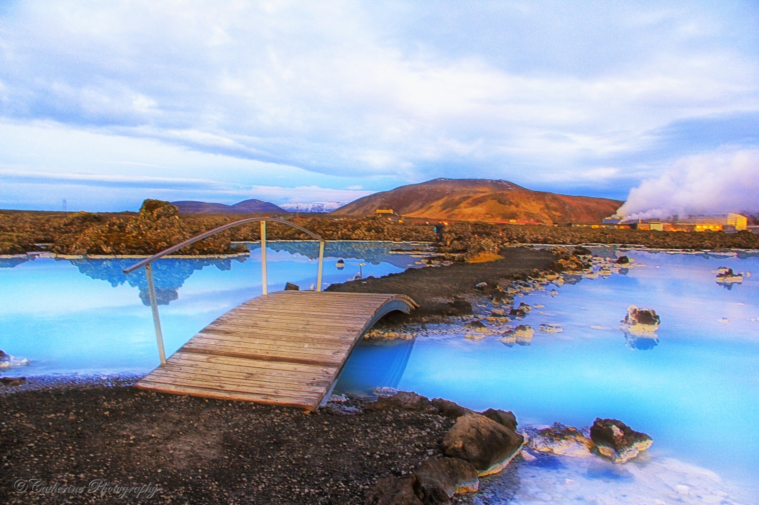 Spa at Blue Lagoon -Iceland