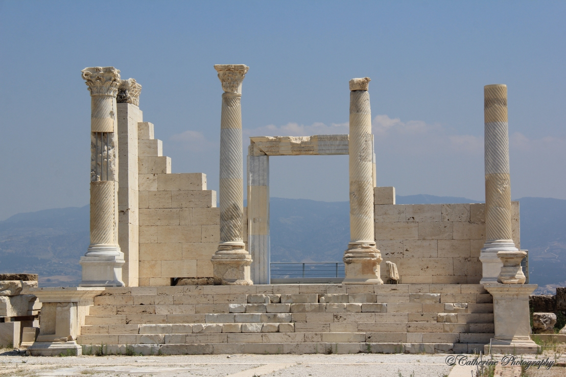 Laodikeia, Pamukkale