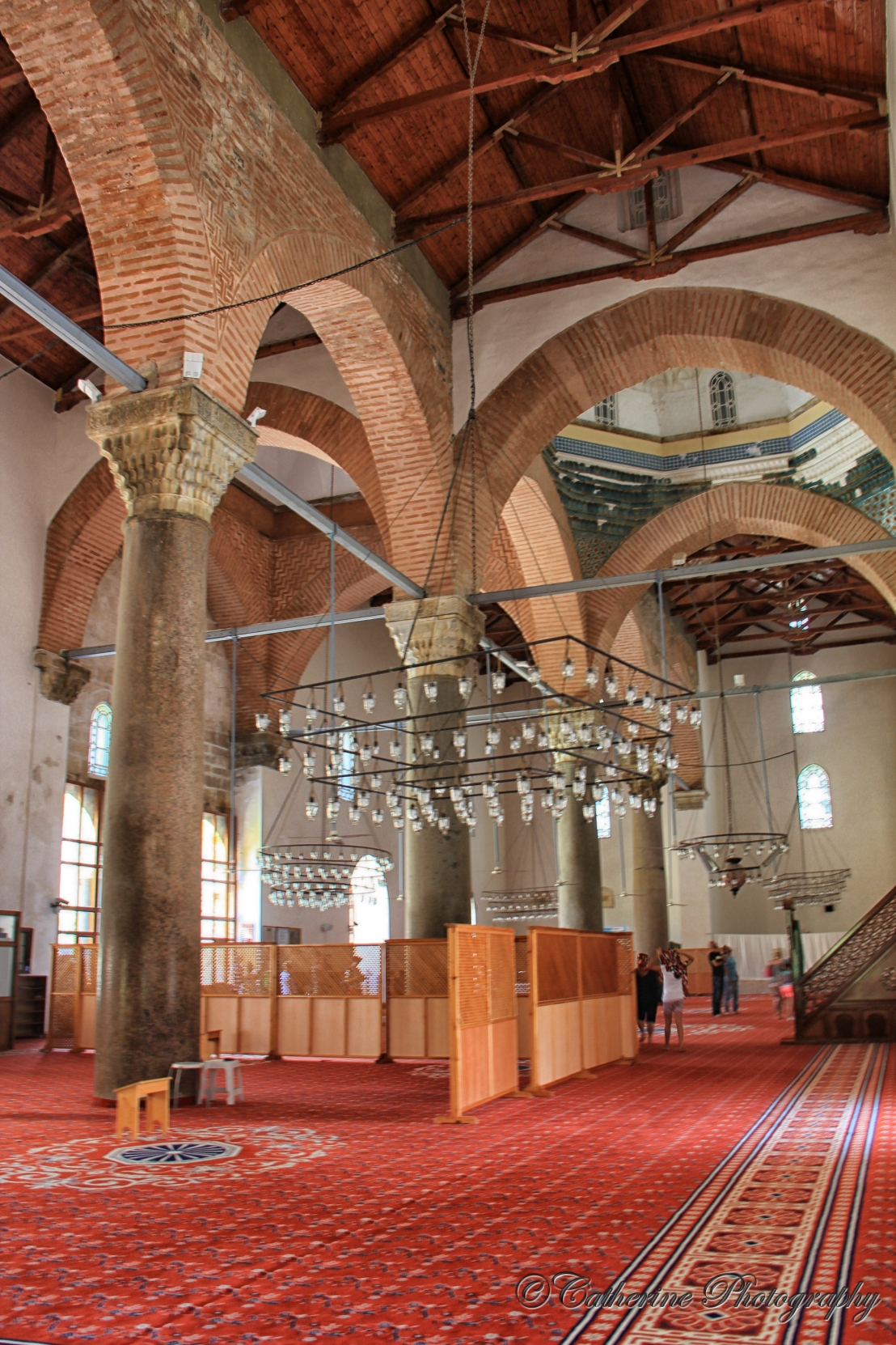 Isa Bey Mosque, Selcuk