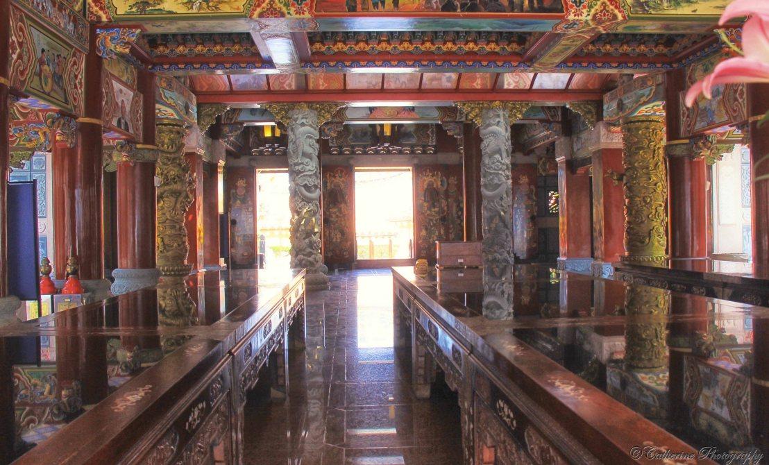 Donglong Temple, Tainan