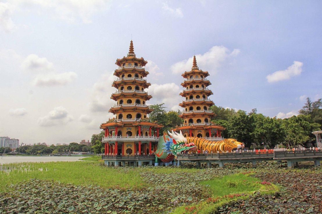 Lotus Lake 莲池潭 ,Kaohsiung