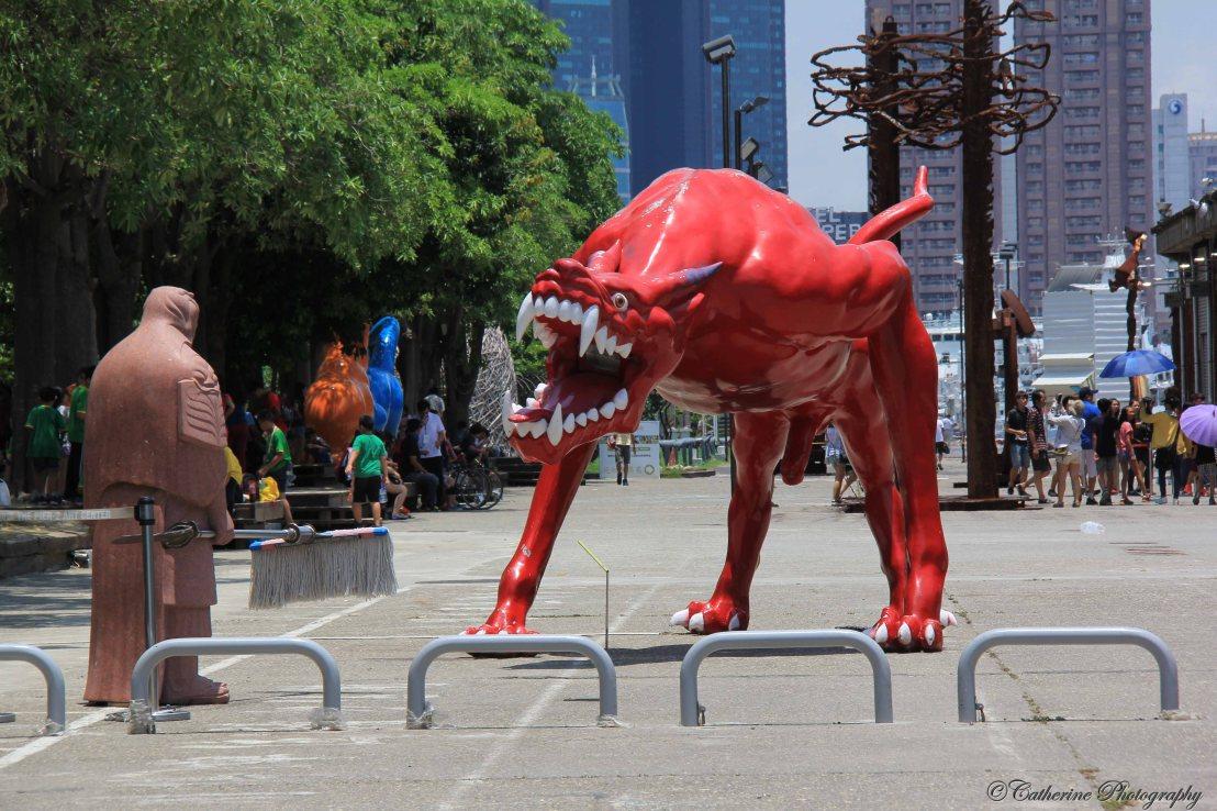 Kaohsiung Pier 2 Art District(文化部-地方文化館)
