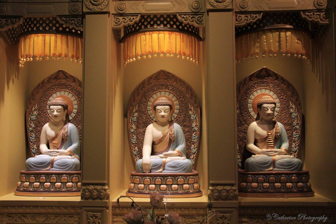 Fo Guang Shan Monastery(佛光山)