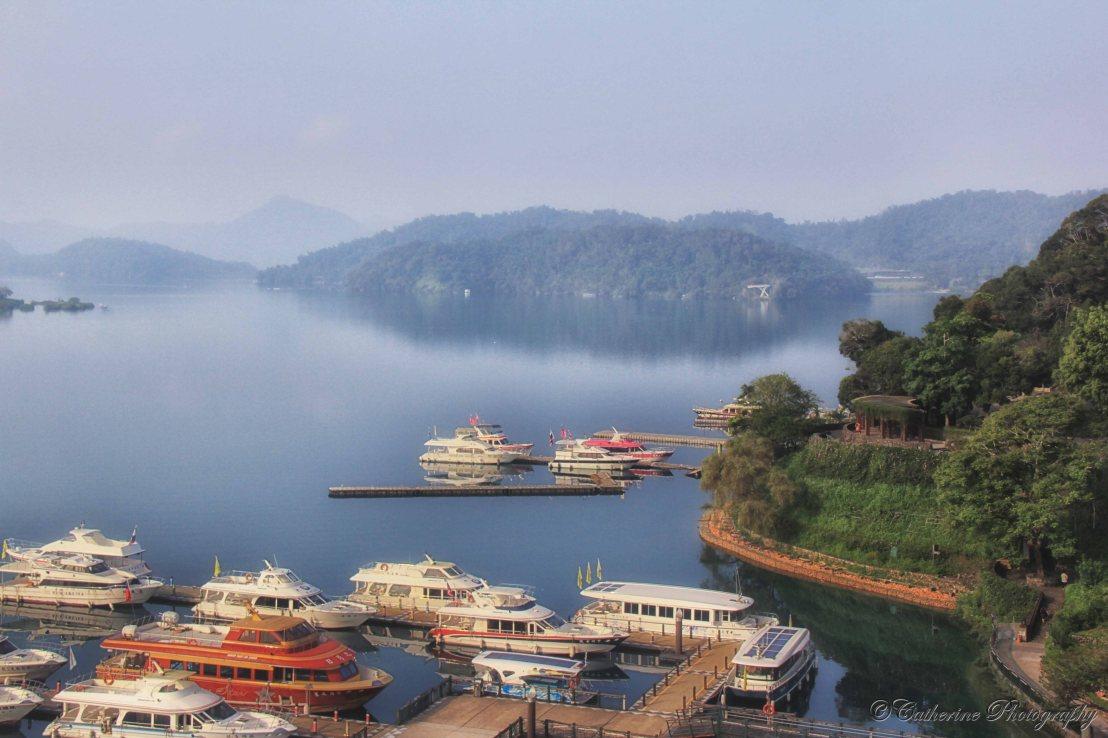 Sun Moon Lake (日月潭)Taiwan