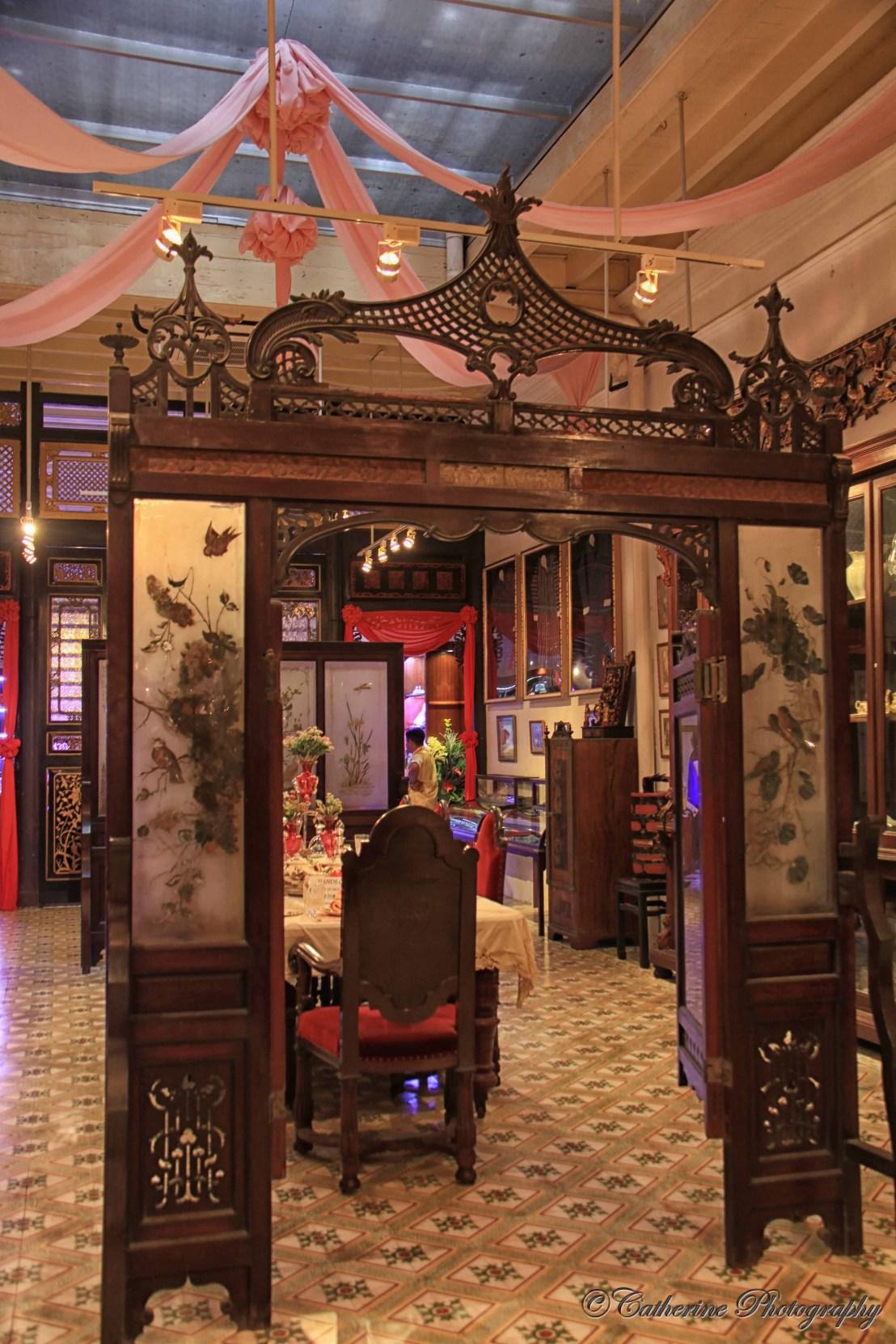 Pinang  Peranakan Museum (僑生博物館)Penang