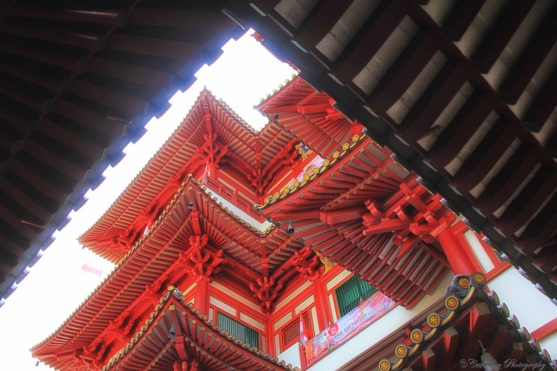 Buddha Tooth Relic Temple,Singapore