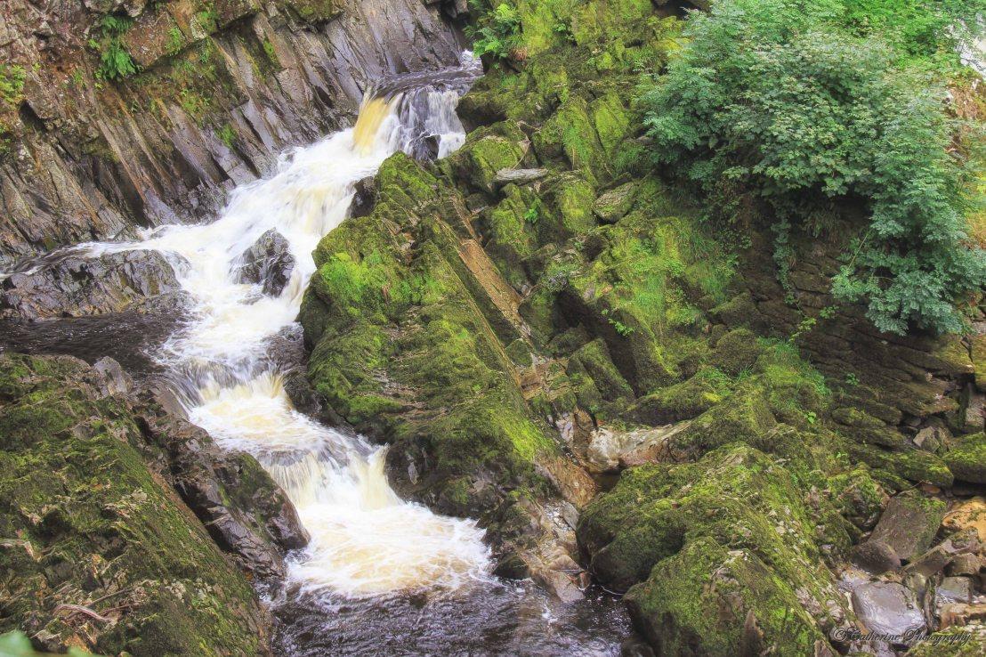 Conwy Falls – Betws-y-Coed,Wales